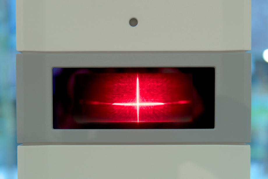 Elektronische Brillenglaszentrierung mit dem ZEISS i.Terminal 2